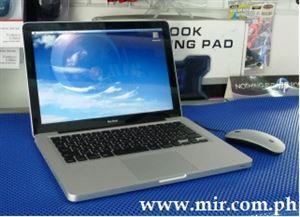Picture of Macbook Pro 13inch Core i5 2.4ghz SSD Aluminum Unibody