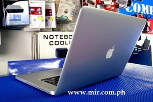 Picture of Macbook Pro 15inch Core i7  Aluminum Unibody