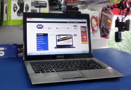 Picture Of Asus A43s 2ndGen Core I5 Gaming Autocad Laptop