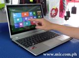 Picture of Acer V5-122P  TouchScreen Slim and Light Laptop