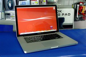 Picture of Macbook Pro 15inch Core i5 Dual SSD/HDD  Aluminum UniBody