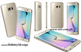 Picture of Samsung S6 Edge 32gig 4G LTE Limited Gold