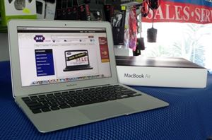 Picture of Macbook Air 11inch Core i5 Business Laptop