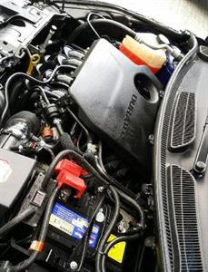 Picture of Ford Fiesta Engine Cover for model 2011-present