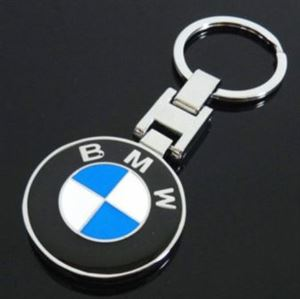 Picture of BMW Keychain Double sided Metal Finish