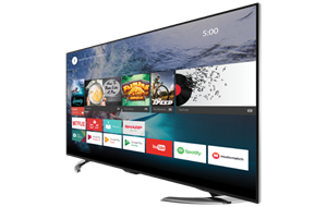 Picture of Sharp Aquos 58inch 4K UHD Android TV Complete