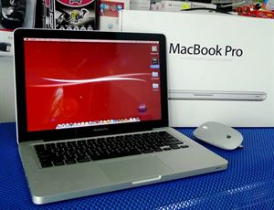 Picture of Macbook Pro Core i7 SSD+HDD Setup for Editing