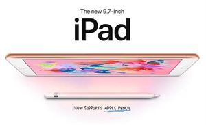 Picture of Ipad New 2018 32GB Retina Bnew Sealed  NTC Complete