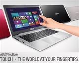 Picture of Asus S300c Touchscreen Slim business Laptop