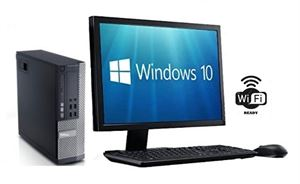Picture of DeLL Core i5 8gbram 500gbHDD WIFI Gaming/Business PC Set