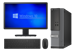 Picture of DeLL Slim PC Set Core i5 SSD/HDD Complete